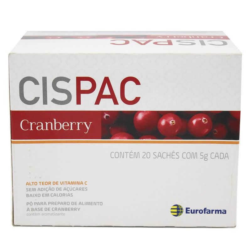 Cispac Cranberry