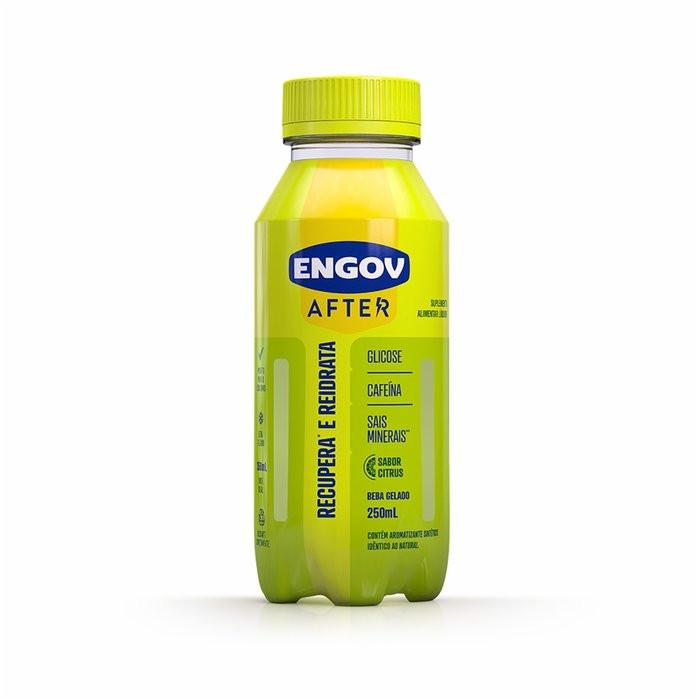 Engov After Recupera e Reidrata Sabor Citrus 250ml