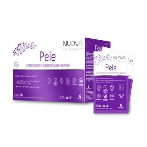 Nuova Pele Beauty Skin Complex 30 Sachês