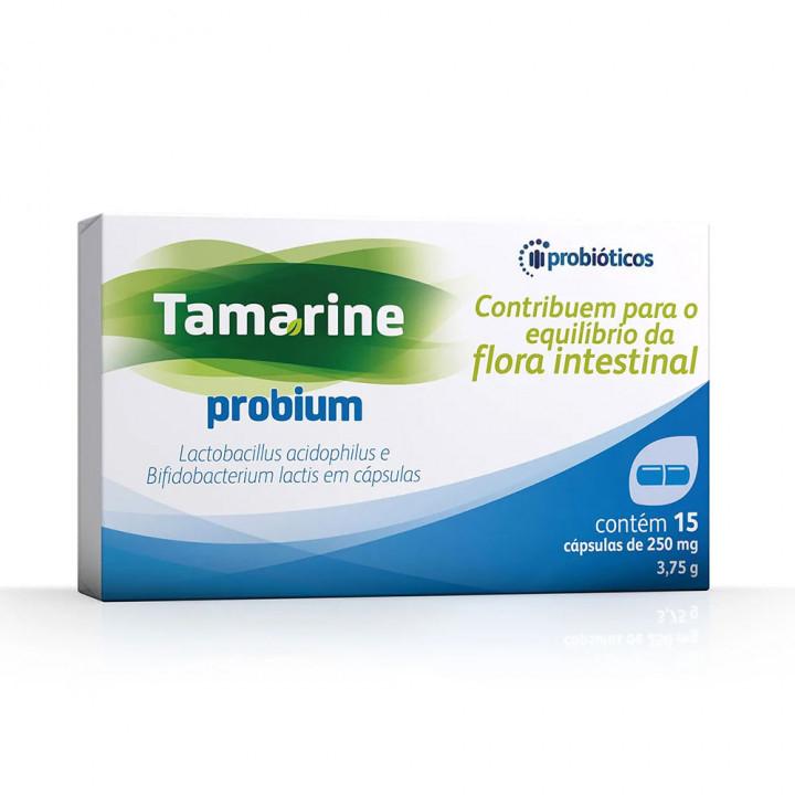 Tamarine Probium 15 Cápsulas