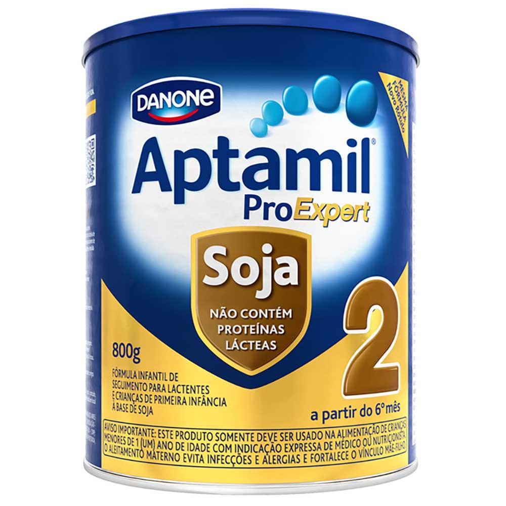 Aptamil Soja 2 Pro Expert Danone 800g