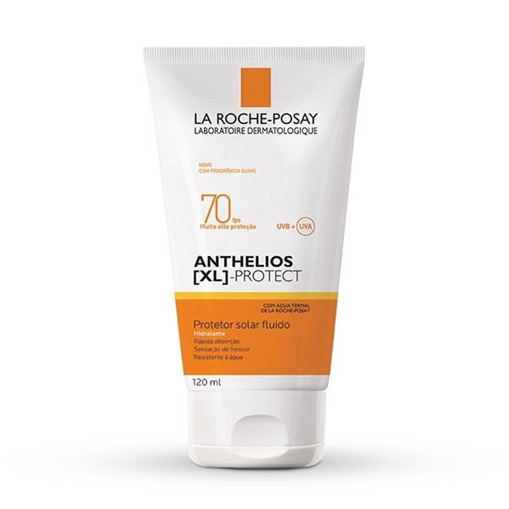 Anthelios XL Protect Corpo FPS 70 La Roche 120ml
