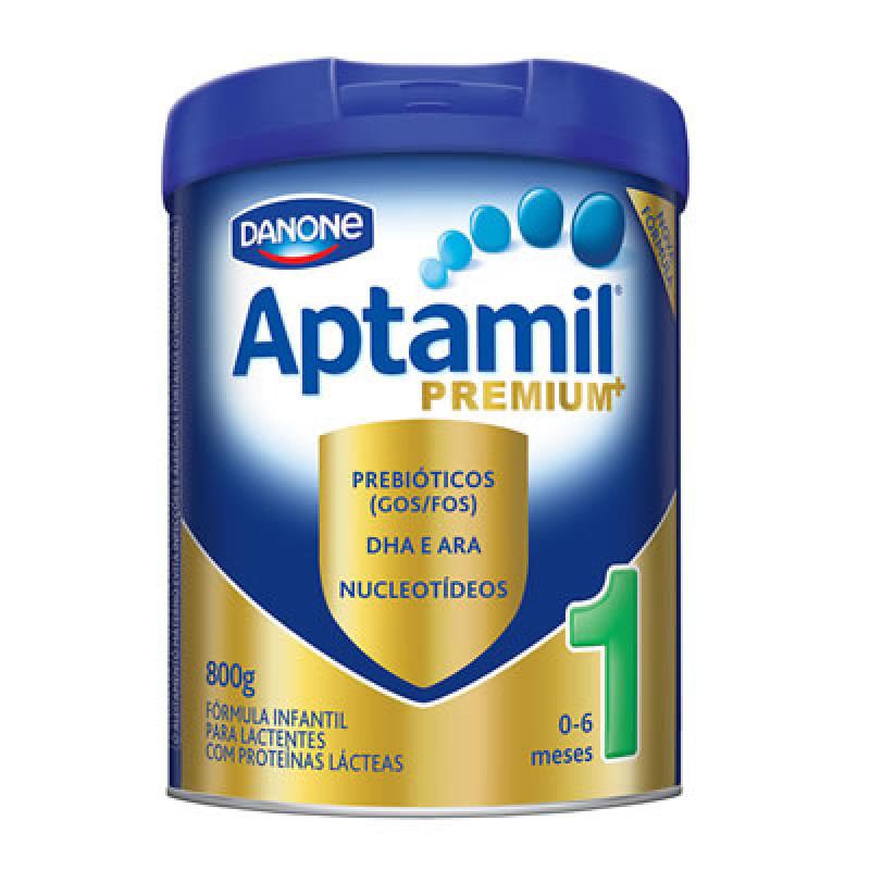 Fórmula Infantil para Lactentes Aptamil 1 800gr