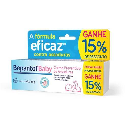 Bepantol Baby - Creme Preventivo de Assaduras