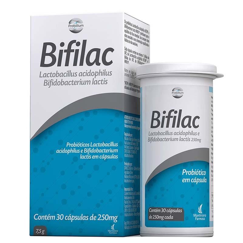 Bifilac 30 Cápsulas