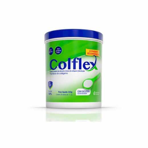 Colflex Colágeno em Pó Sem Sabor 333g