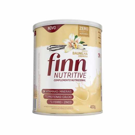 Finn Nutritive 400g - Baunilha