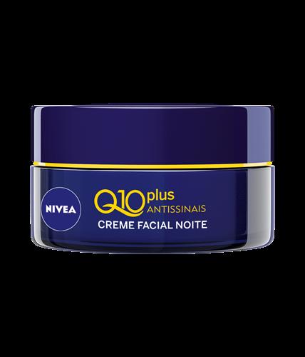 Creme Facial Nivea Q10 Plus Antissinais Noite 50g