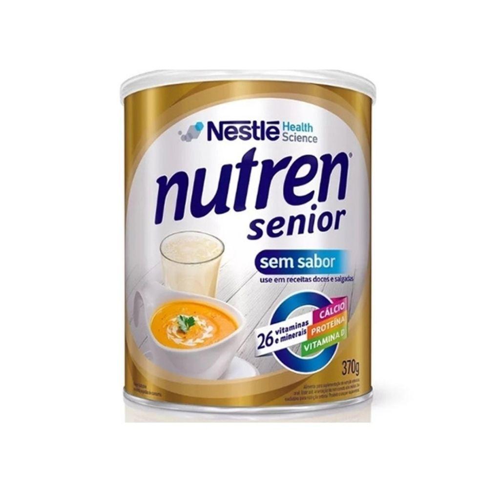 Nutren Senior Nestlé 370g