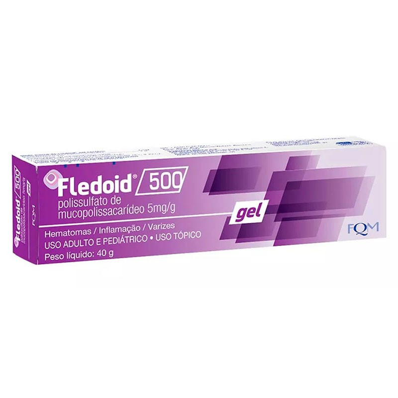 Fledoid 500 Gel