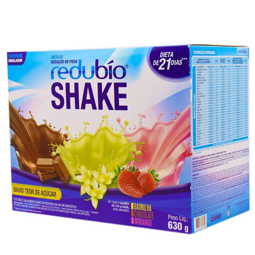 Redubío Shake 3 Sabores 630g