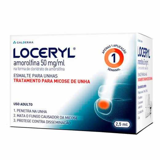 Loceryl 50mg/ml Esmalte 2,5ml