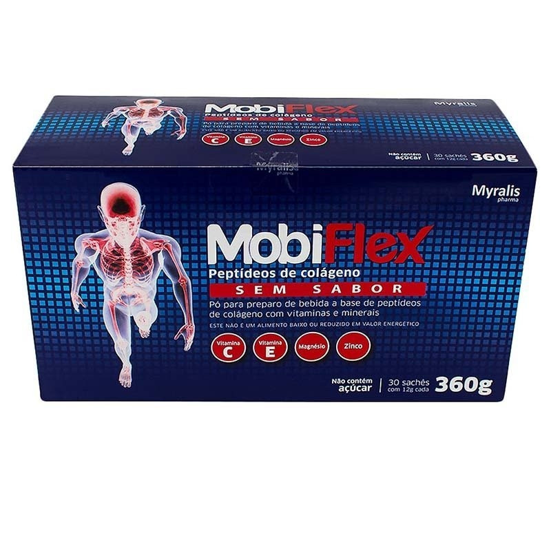 Mobiflex 30 Sachês