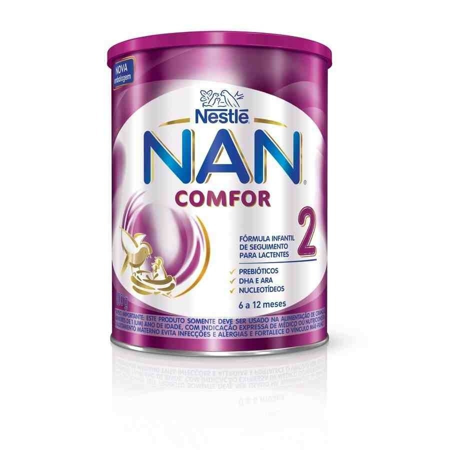 Nan Comfor 2 Nestlé 800g