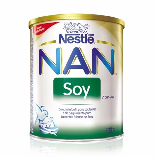 Nan Soy Nestlé 800g