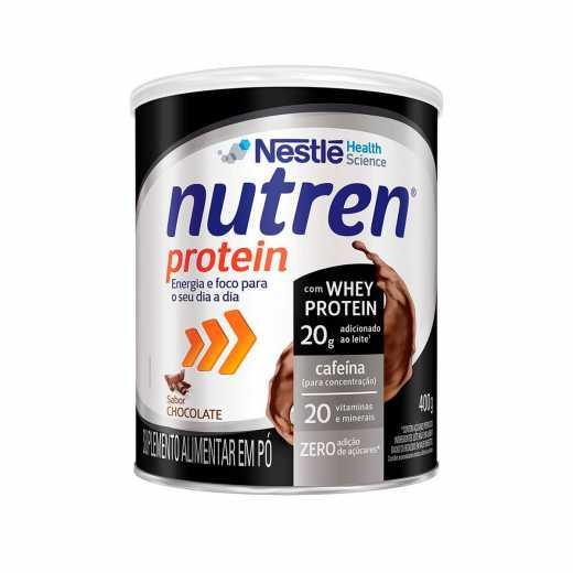 Nutren Protein Sabor Chocolate 400g