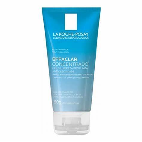 Effaclar Gel Concentrado de Limpeza Facial 60g