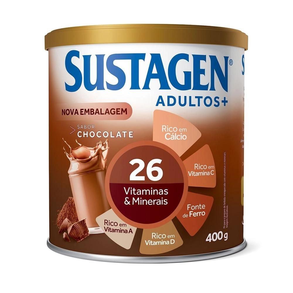 Sustagen Sabor Chocolate 400g