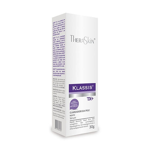 Theraskin Klassis Sérum Clareador TX+ 30g