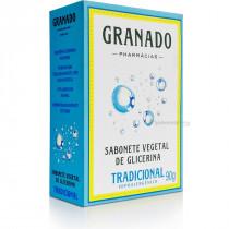 Sabonete vegetal de glicerina Granado