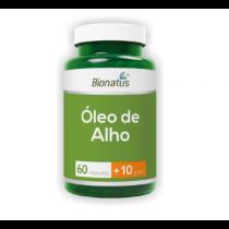 Óleo de Alho Bionatus 60 + 10 Cápsulas