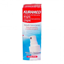 Kuramed Spray com 50ml
