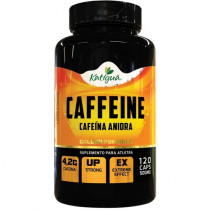 Caffeine Katiguá com 120 Cápsulas