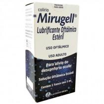 Colírio Mirugell Lubrificante Oftálmico 5ml
