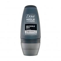 Desodorante Dove Men Care Roll On Invisible Dry 50ml