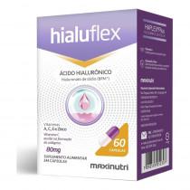 Hialuflex Maxinutri Ácido Hialurônico 60 Cápsulas