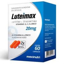 Luteimax 20mg Maxinutri 60 Cápsulas