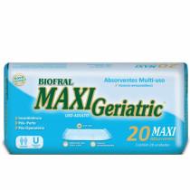 Absorvente geriatrico  Biofral Maxi Geriatric - 20 unidades