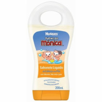Sabonete Liquido Infantil Turma da Monica Com Glicerina 200ml