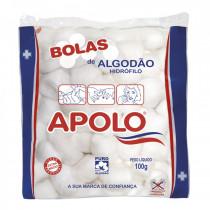 Algodao bolas 100g