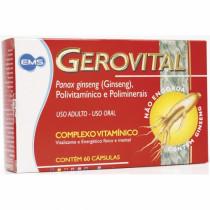 Gerovital com 60 capsulas