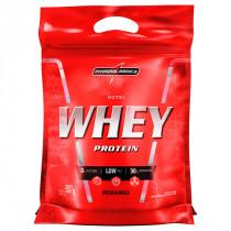 Nutri Whey Protein Integralmedica Sabor Morango 907g
