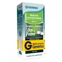 Dipirona Sódica 50mg 30 Comprimidos