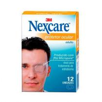 Protetor Ocular 3M Adulto com 12 Unidades
