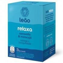 Chá Leão Relaxa com 10 Sachês
