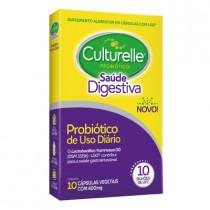 Probiótico Culturelle Saúde Digestiva 10 cápsulas