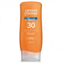 Protetor Solar Cenoura&Bronze FPS 30 Loção 200ml