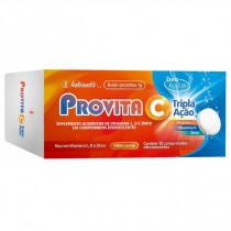 Provita C Tripla Ação 1g com 10 Comprimidos Efervescentes