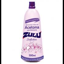Zulu Seduction Removedor A Base De Acetona 500ml