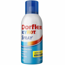 Dorflex Icy Hot Spray 118ml