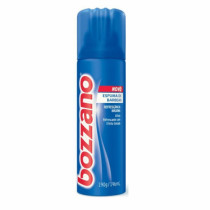 Espuma De Barbear Bozzano Refrescancia Maxima 190g