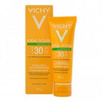 Ideal Soleil FPS 30 Antiacne Toque Seco Vichy 50g