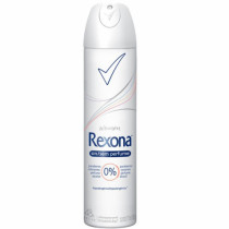 Desodorante Sem Perfume Aeresol Rexona 150ml
