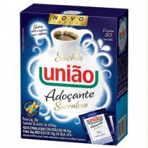Uniao Adocante Sucralose com 50 Saches