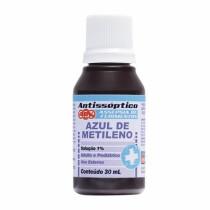 Azul De Metileno Com 30ml