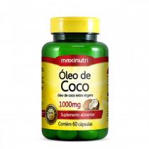 Oleo de Coco extra virgem 100mg - 60 capsula